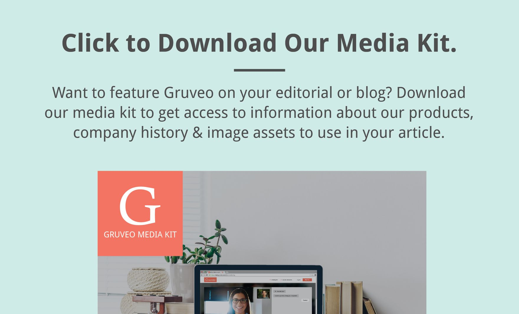 Download the Gruveo Media Kit