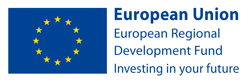 European Regional Development Fund - Investing in your future