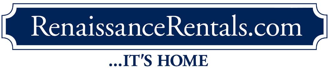 Gruveo case studies - Renaissance Rentals logo