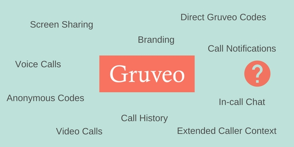 Gruveo Call Recording feature is coming soon.
